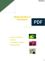Aula Aminoacidos Proteinas 1