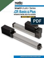 Tolomatic SmartActuator Series - ICR Basic & Plus Brochure
