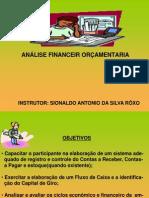 Análise e Planejamento Financeiro