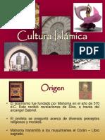 Cultura Islamica