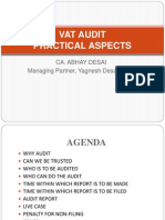 Gujarat Vat Audit Final