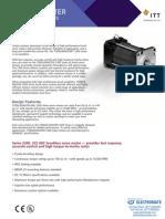 Torque Systems Bnl2300 Specsheet