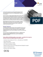 Torque Systems Bmr2000 Specsheet