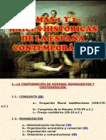 TEMA 1 Y 2.- RAÍCES HISTÓRICAS