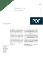 2007 Lûchmann - O Movimento Antimanicomial No Brasil