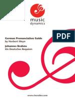 German Guidebook