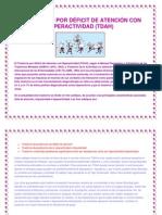Trastorno Por Déficit de Atención Con Hiperactivida1