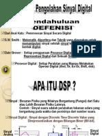 Pengantar PSD