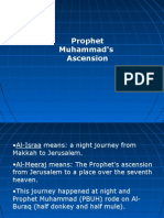 Prophet Muhammad's Ascension (06)