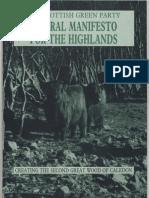 Reforestation - A Rural Manifesto for the Highlands