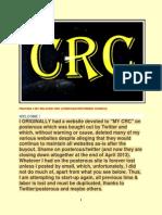 Praying 4 My Beloved CRC (Christian Reformed Church)