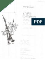Clarinete.clarinet - L ABC Du Jeune Clarinetist Vol.1