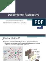 Decaimiento Radioactivo ED