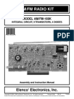 elenco amfm 108k manual