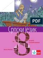 Srpski Jezik 8 Gramatika