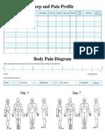 Fibromyalgia Charting (Doctor)