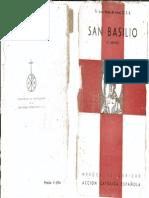 San Basilio, El Grande-justo Pérez de Urbel