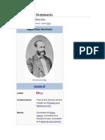 Miguel Grau Seminario Bibliografia