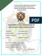 Primer Informe de Quimica Analitica 2014