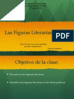 Figuras Literarias 3º Medio