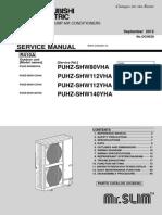 2013 Manual Service Zubadan Puhz Shw
