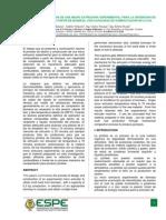 Reporte Técnico - Micro Extrusora (FINAL)