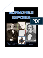 Mormonism Exposed (The LDS Church Exposed) (Mormon Doctrine Exposed)