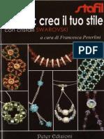 Peterlini, Francesca - Gioielli~crea il tuo stile con cristalli Swarovski