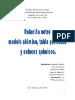 Relación Entre Modelo Atómico (1) (2)