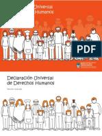 Declaracion de Los Derechos Humanos_Ilustrada