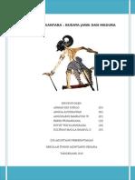 Budaya Jawa dan Madura