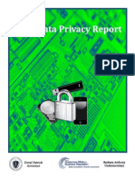 2013 Data Privacy Report