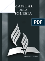 Manual de La Iglesia 2010