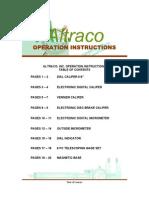 Caliper Operation Instructions[1]