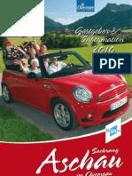 Gastgeber & Information Aschau Im Chiemgau_2010