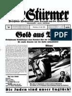 Der Stürmer - 1939 - Nr. 29