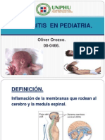 Meningitis Pediatria