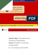 Principle of Communication Presentation