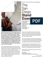 The San Diego Stand Down