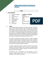 IA0701 - Desarrollo Sostenible