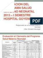 EVALUACION DEL PROGRAMA SALUD MATERNO NEONATAL I SEMESTRE 20.ppt