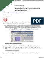 Curso Básico de Flash 8 (Edición de Capas, Símbolos E Incorporación de Paneles) Parte 15 _ Tutoriales Adobe Flash