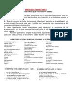 empleo_conectores