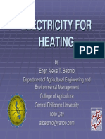 Chapter 06 - Electricity for Heating