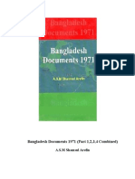 Bangladesh Documents 1971 - A.S.M Shamsul Arefin (Part 1,2,3,4 combined)