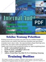 Manage Internal Audit QHSE [Quality-Health-Safety-Environment]