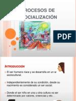 Procesos de Socializacion -Lic. Ppt