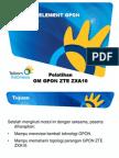 Modul-1 Overview & Network Elemen GPON