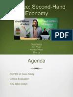 Gumtree Secondhand Economy Campaign