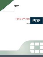 Fortigate Fortios Handbook 40 Mr3
